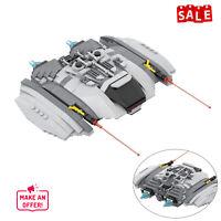MOC-55621 Cylon Raider Space Fighter 340 Pieces Bricks for Battlestar Galactica
