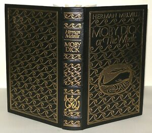 Herman Melville- Moby Dick- 1977 Easton Press Collectors Edition, Leather