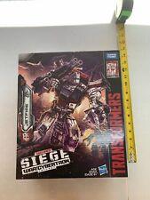 Transformers Siege War for Cybertron WFC - JETFIRE - Commander Class -NEW -00900