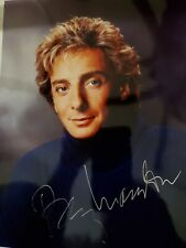 Barry Manilow Signed Autographed 8x10 Photo