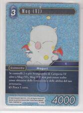 Final Fantasy TCG Mog (VI) Opus IV 4-140H ITA FOIL