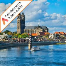 Kurzreise Magdeburg Süd 4 Tage für 2 Personen Classik Hotel Gutschein Sauna