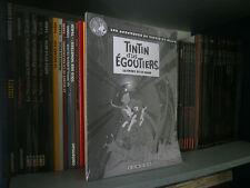 Tintin et les égoutiers - Pastiche - Woody/Hitch - BD d'après Hergé