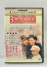 Life Is Beautiful Dvd Movie Original Release