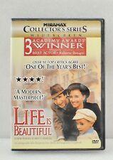 Life Is Beautiful DVD Movie Original Release