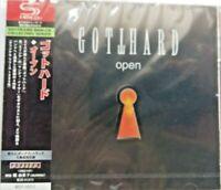 Gotthard - Open  19 Tracks Japan SHM CD NEU MICP-30015 Bonustracks