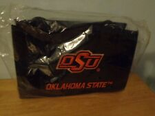 NEW OSU OKLAHOMA STATE COWBOYS SEALED IN BAG COLLEGE SPORTS PURSE POCKETBOOK