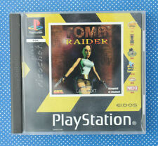 Tomb Raider (Sony PlayStation 1, 2000, Keep Case)
