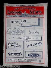 The Illustrated London News; February 14th 1948 Original Format Vintage Magazine