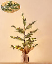 Sparkling LIGHTED Table CHRISTMAS TREE, NEW!