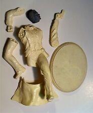 Vintage Resin Model Kit / 1/6th Scale / Running Rick D / Rare / Original / OOP