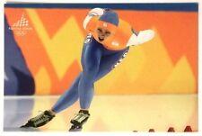 Cartolina Olimpiadi Torino 2006 - Pattinaggio Di Velocità