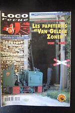 MODELISME FERROVIAIRE TRAIN MAGAZINE LOCO REVUE N° 599 de 1997