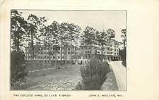 Florida, FL, De Land, The College Arms UDB (pre-1907) Postcard
