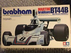Brabham Martini BT 44B Ford F1 Tamiya 1/12 Big Scale Series 16