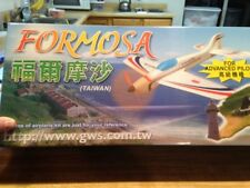 New R/C GWS Formosa ARF With Motor