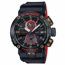 Casio G-Shock Gravity Master GWRB1000X-1A Bluetooth Solar Wave Carbon & Titanium