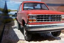 "007 JAMES BOND - Ford Bronco II ""Quantum of Solace"" 1:43 BOXED CAR MODEL Craig"