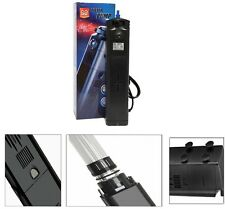 13W UV Sterilizer w/ Submersible Pump Filter 150 gal Aquarium Fish Tank