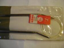aiguilles à tricoter circulaire N°5 1/2  longueur  80 cm neuf ATAN N°101