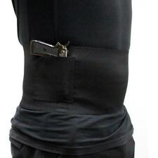 "30""-38"" Slim Wrap Concealed Carry Band Gun Holster Belly Band Pistol Holster M"