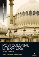 York Notes Gefährten Postcolonial Literatur von Dr. Wendy Knepper, Neues Buch, (