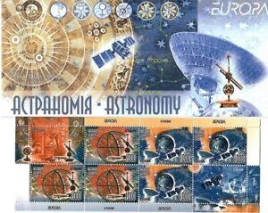 3227 - Belarus - 2009 - Europa - Astronomy - booklet - MNH - Lemberg-Zp
