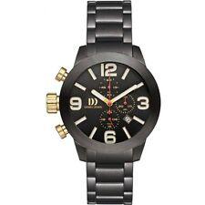 Danish Design IQ64Q916 48mm Chronograph Stainless Steel Quartz Sport Men's Watch