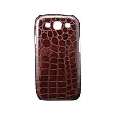 KOLAY Snake Skin Galaxy S3 Case with Screen Protector - Red
