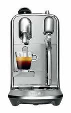 Breville Nespresso Creatista Plus Coffee Machine - Silver (BNE800BSS)