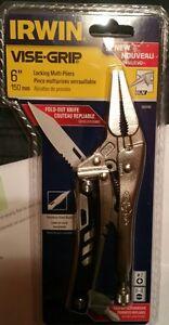 "Irwin Tools 6"" Vise-Grip Multi-Pliers"