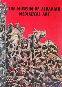 The Museum of Albanian Medieval Art Korça - 1987