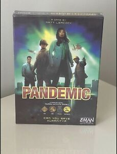 Pandemic: A New Challenge Board Game