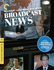 715515066617 Criterion Collection Broadcast News With William Hurt Blu-ray