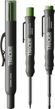 Tracer Professional Deep Hole Pencil, Refil & Marker Pen Set