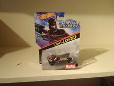 HOT WHEELS 2014 MARVEL GUARDIANS OF GALAXY STAR-LORD HOTWHEELS  VHTF SEALED