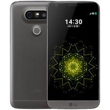 """Original 5.3"""" LG G5 H820 32GB GSM 4G LTE Quad-core GPS Débloqué Téléphone Noir"""