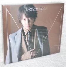 Mao from SID Maison de M 2016 Taiwan Ltd CD+DVD (Ver.A) digipak