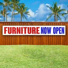 Furniture Now Open Advertising Vinyl Banner Flag Sign Large Huge Xxl Size