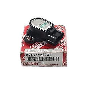 Genuine Throttle Position Sensor TPS Fits Toyota Corolla AE101 4A-GE 89452-22080