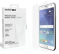 Genuine Tech 21 Impacto Escudo Auto Sanar pantalla antirreflejo para Samsung Galaxy J7