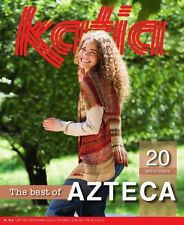 KATIA THE BEST of AZTECA № R-4 Strickheft 20 Modelle Damen Herren Kinder Mode