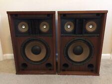 Vintage Sansui Sp-2500 Speakers (pair)
