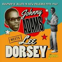 Adams Johnny Meets Lee Dorsey - Ritmo N Blues IN Nuovo CD