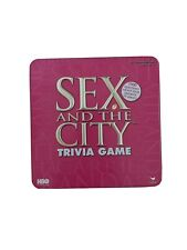 Sex And The City Trivia Game, 1000 Questions About Tv Series, Great Condition
