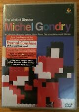 The Work of Director Michel Gondry (UNOPENED DVD, 2003)