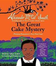 The Great Cake Mystery:  CD AUDIO BOOK..ALEXANDER McCALL SMITH..NEW & SEALED
