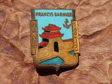 insigne MARINE FRANCIS GARNIER HANOI COURTOIS PARIS INDOCHINE