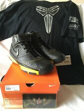 Nike Kobe 2007 Zoom II 'Lakers Away',Undefeated T, ThePoint Ticket, Size11, DS