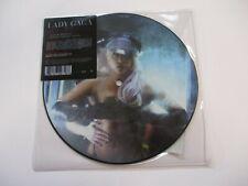 "LADY GAGA - LOVEGAME - 7"" PICTURE DISC VINYL BRAND NEW 2009"